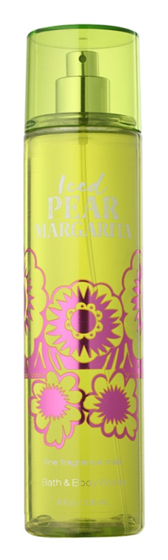 Bath & Body Works Iced Pear Margarita Bodyspray  voor Vrouwen  236 ml