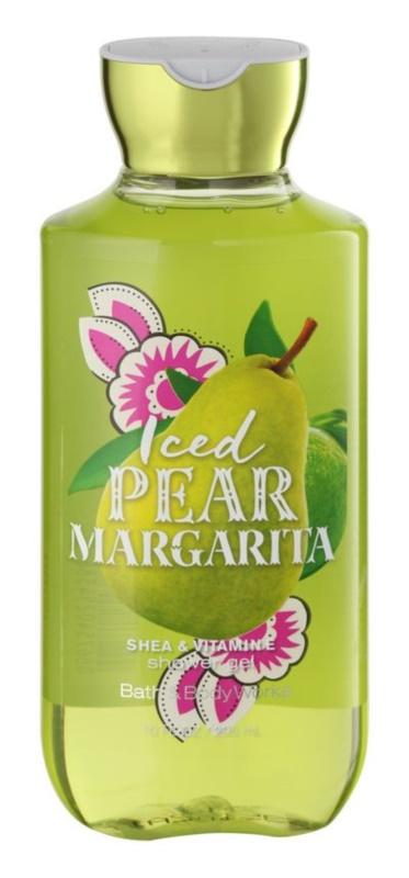 Bath & Body Works Iced Pear Margarita Duschgel für Damen 295 ml
