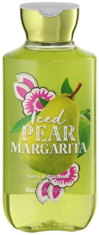 Bath & Body Works Iced Pear Margarita Shower Gel for Women 295 ml