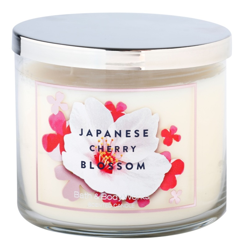 Bath & Body Works Japanese Cherry Blossom bougie parfumée 411 g