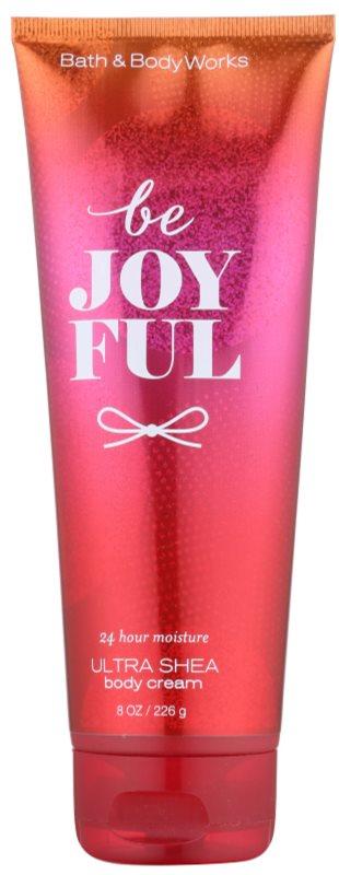 Bath & Body Works Be Joyful tělový krém pro ženy 226 g