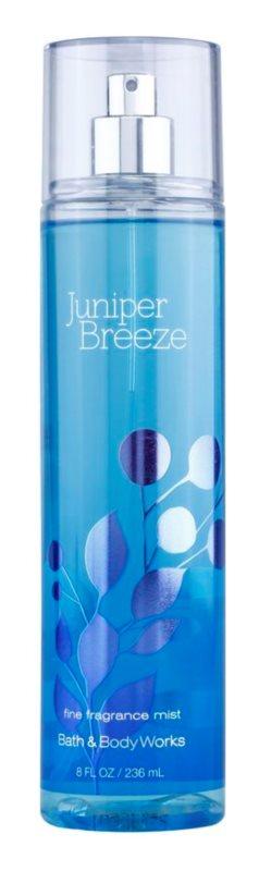 Bath & Body Works Juniper Breeze telový sprej pre ženy 236 ml