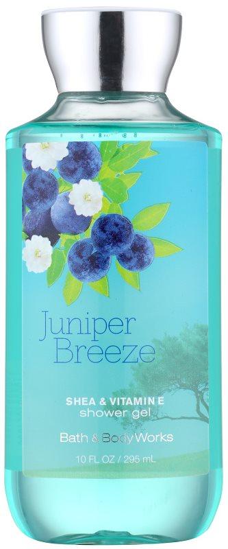 Bath & Body Works Juniper Breeze gel douche pour femme 295 ml