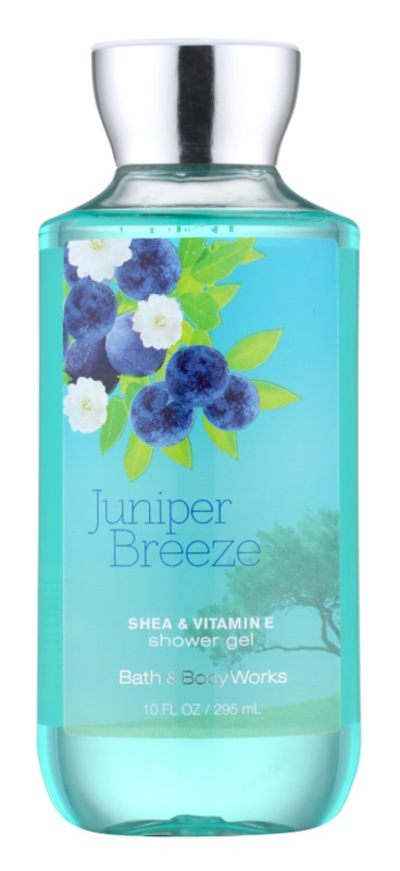 Bath & Body Works Juniper Breeze sprchový gel pro ženy 295 ml