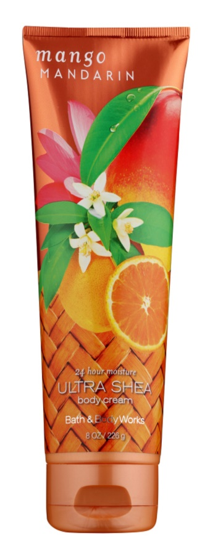 Bath & Body Works Mango Mandarin testkrém nőknek 226 g