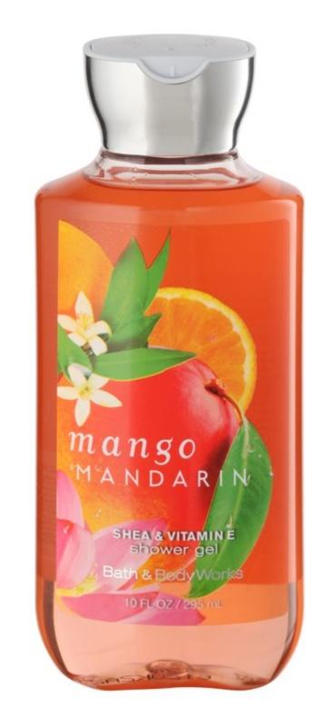 Bath & Body Works Mango Mandarin gel de dus pentru femei 295 ml