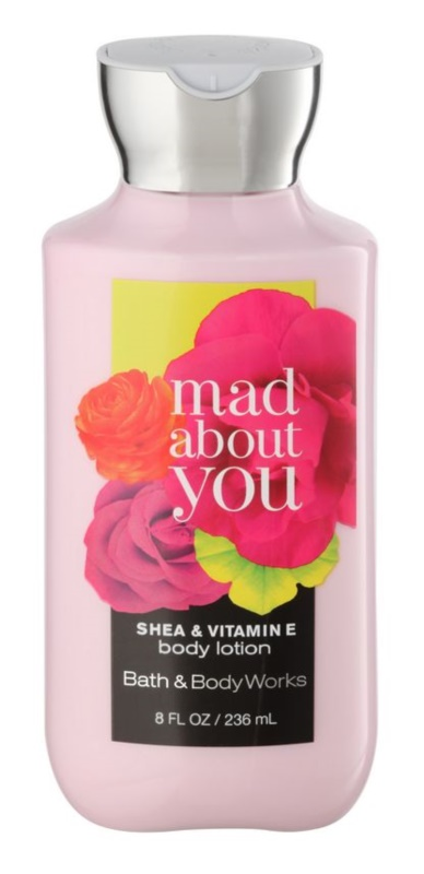 Bath & Body Works Mad About You testápoló tej nőknek 236 ml