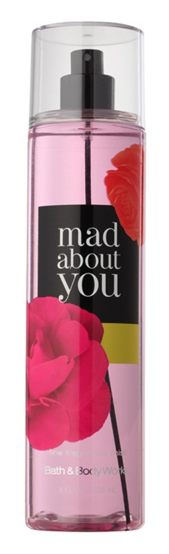 Bath & Body Works Mad About You spray corporel pour femme 236 ml