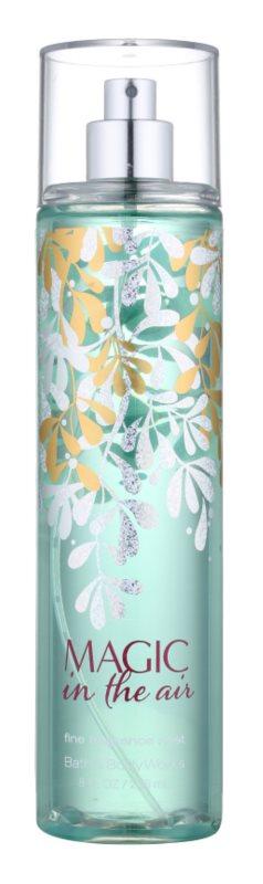 Bath & Body Works Magic In The Air spray corpo per donna 236 ml
