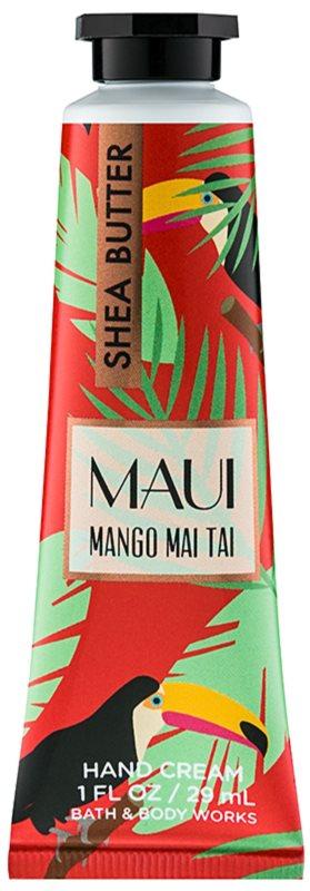 Bath & Body Works Maui Mango Mai Tai crème mains