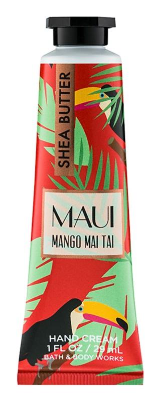 Bath & Body Works Maui Mango Mai Tai Hand Cream