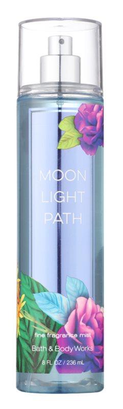 Bath & Body Works Moonlight Path spray corporel pour femme 236 ml