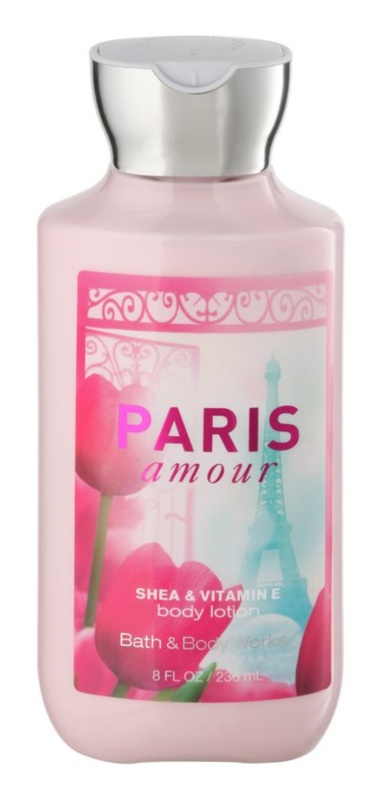Bath & Body Works Paris Amour Bodylotion  voor Vrouwen  236 ml