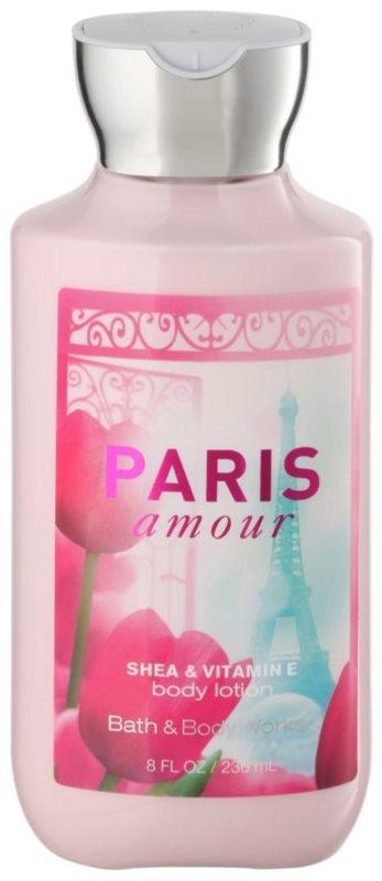 Bath & Body Works Paris Amour lapte de corp pentru femei 236 ml