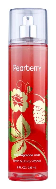Bath & Body Works Pearberry Σπρεϊ σώματος για γυναίκες 236 μλ