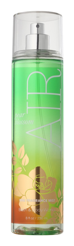 Bath & Body Works Pear Blossom Air spray do ciała dla kobiet 236 ml
