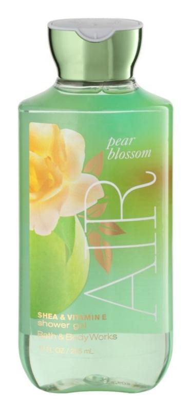 Bath & Body Works Pear Blossom Air sprchový gél pre ženy 295 ml