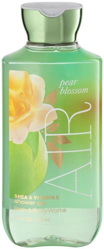 Bath & Body Works Pear Blossom Air żel pod prysznic dla kobiet 295 ml