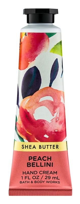 Bath & Body Works Peach Bellini krém na ruce