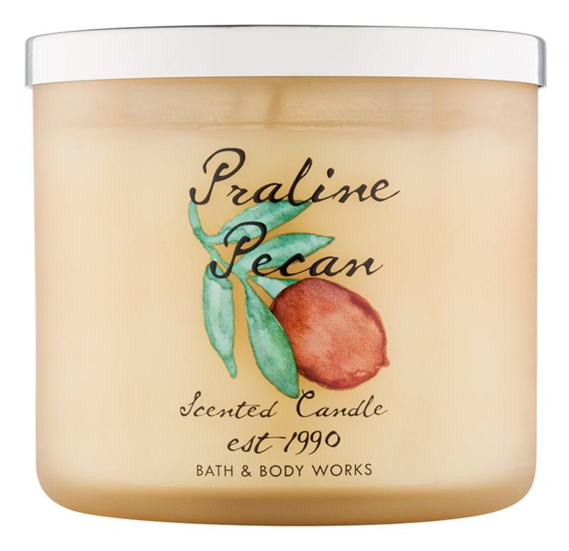 Bath & Body Works Praline Pecan bougie parfumée 411 g
