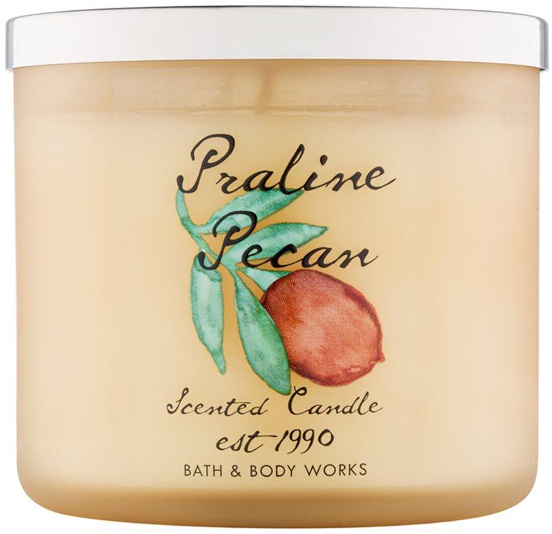 Bath & Body Works Praline Pecan Duftkerze  411 g