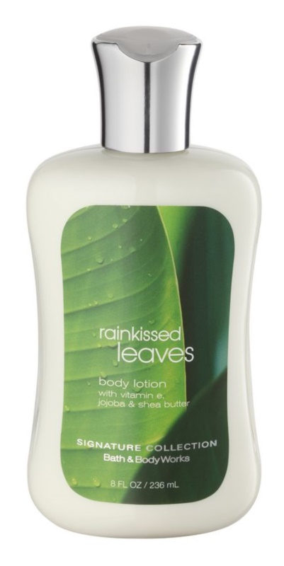 Bath & Body Works Rainkissed testápoló tej nőknek 236 ml