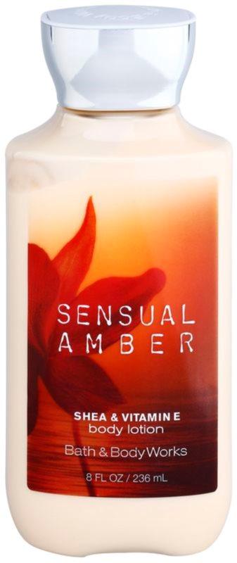 Bath & Body Works Sensual Amber testápoló tej nőknek 236 ml