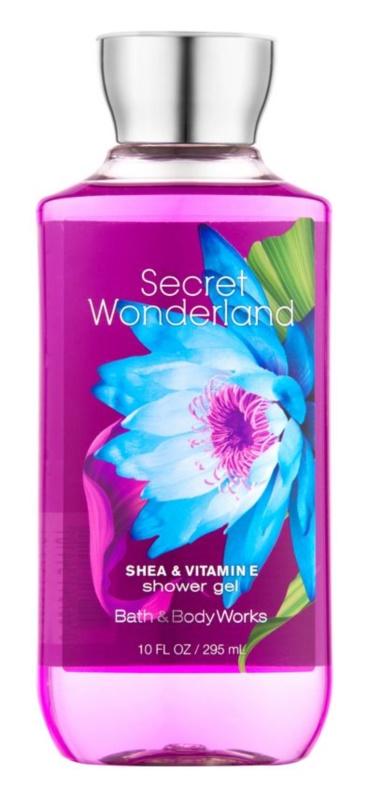 Bath & Body Works Secret Wonderland Duschgel Für Damen 295 ml