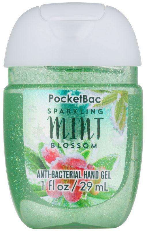 Bath & Body Works Sparkling Mint Blossom gél na ruky