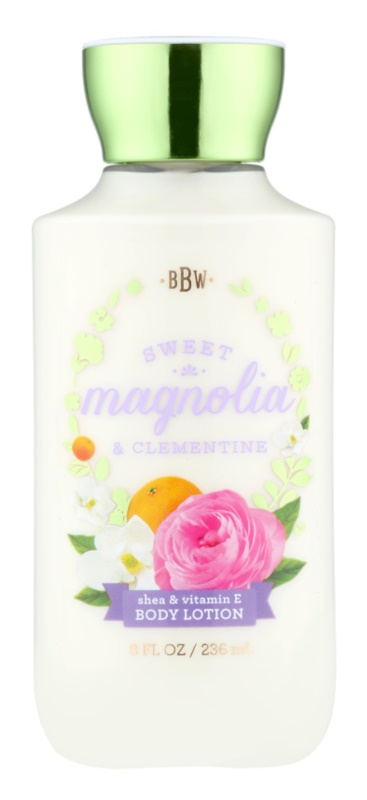 Bath & Body Works Sweet Magnolia & Clementine lotion corps pour femme 236 ml