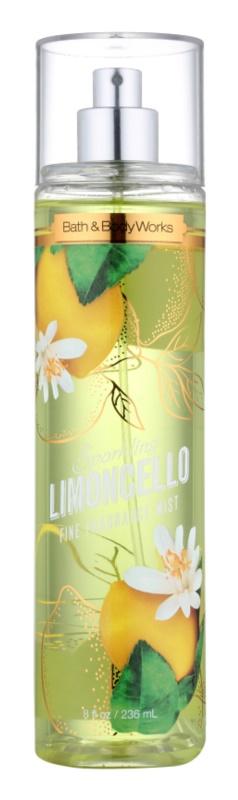 Bath & Body Works Sparkling Limoncello telový sprej pre ženy 236 ml