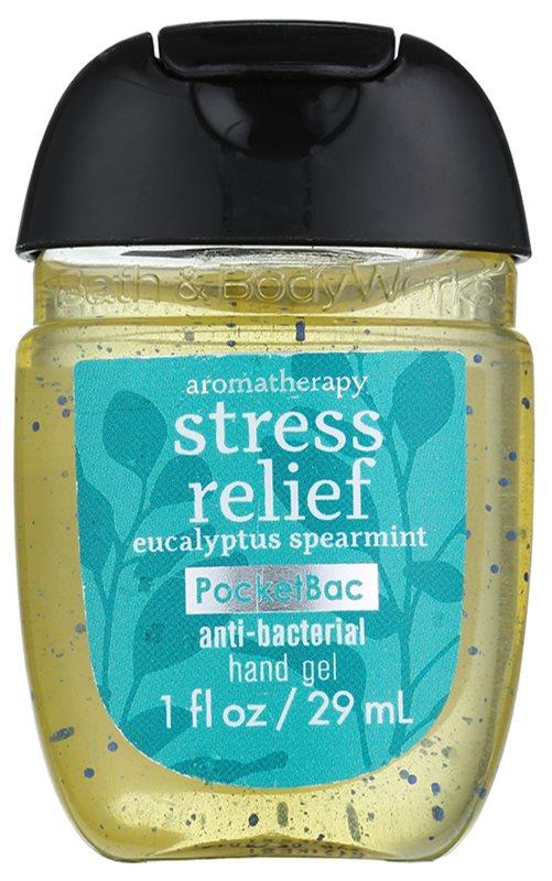 Bath & Body Works PocketBac Stress Relief antibakteriálny gél na ruky