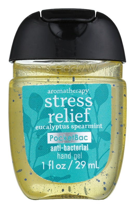Bath & Body Works PocketBac Stress Relief gél kézre