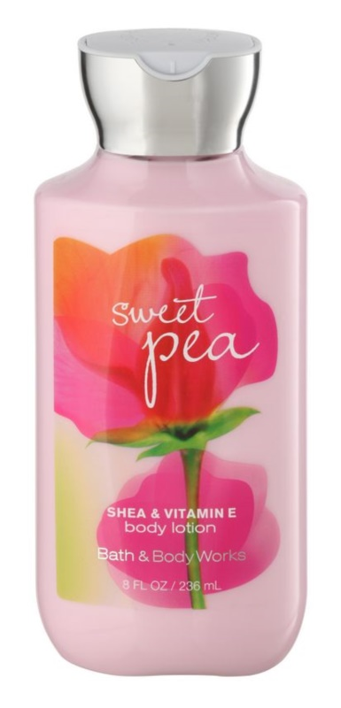 Bath & Body Works Sweet Pea tělové mléko pro ženy 236 ml