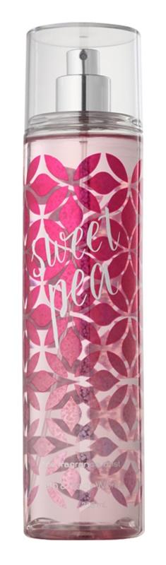 Bath & Body Works Sweet Pea Bodyspray Für Damen 236 ml