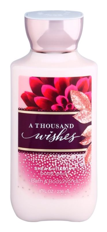 Bath & Body Works A Thousand Wishes lotion corps pour femme 236 ml
