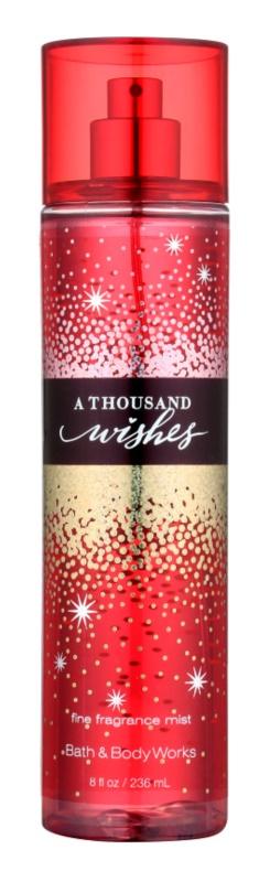 Bath & Body Works A Thousand Wishes spray do ciała dla kobiet 236 ml
