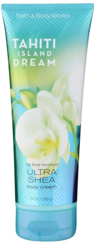 Bath & Body Works Tahiti Island Dream crema corporal para mujer 226 g
