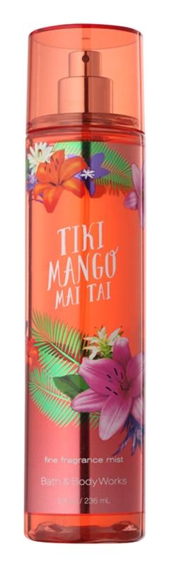Bath & Body Works Tiki Mango Mai Tai Body Spray for Women 236 ml