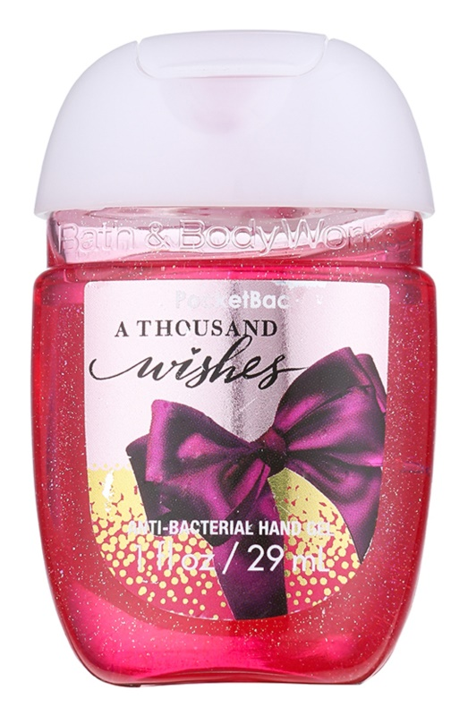 Bath & Body Works PocketBac A Thousand Wishes antibakteriální gel na ruce