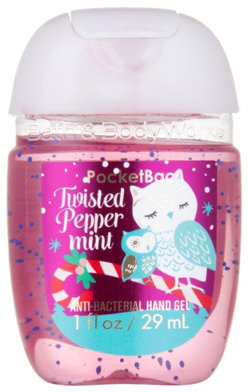 Bath & Body Works PocketBac Twisted Peppermint gel para manos
