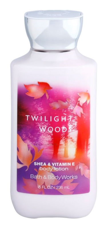 Bath & Body Works Twilight Woods lotion corps pour femme 236 ml
