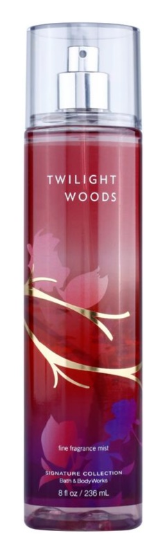 Bath & Body Works Twilight Woods spray do ciała dla kobiet 236 ml