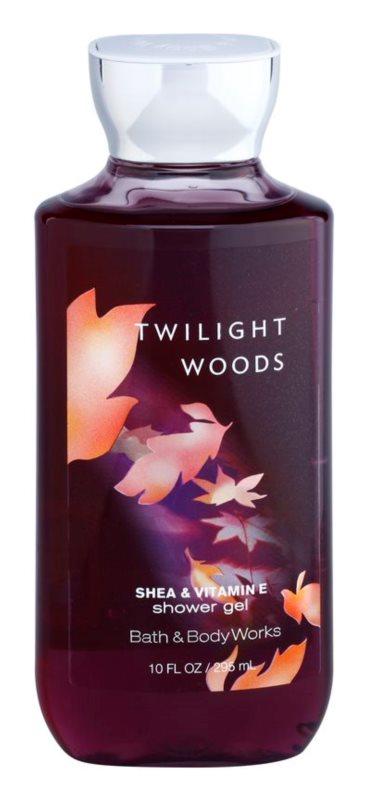 Bath & Body Works Twilight Woods Douchegel voor Vrouwen  295 ml