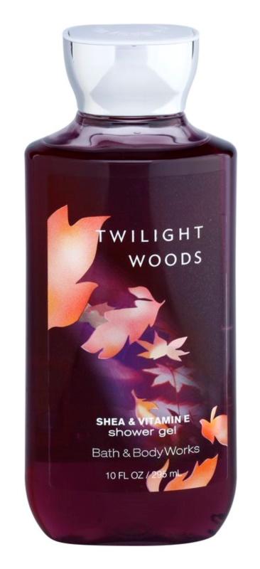 Bath & Body Works Twilight Woods gel za prhanje za ženske 295 ml