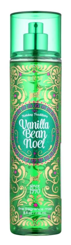 Bath & Body Works Vanilla Bean Noel spray corporal para mujer 236 ml