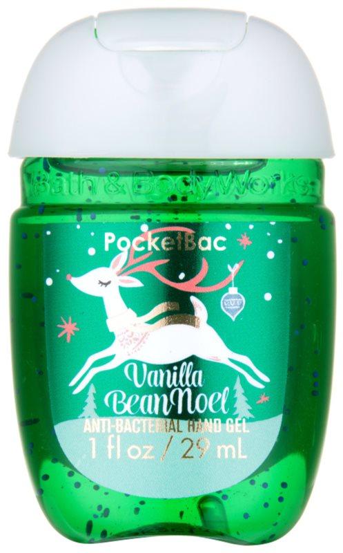 Bath & Body Works PocketBac Vanilla Bean Noel gel para manos