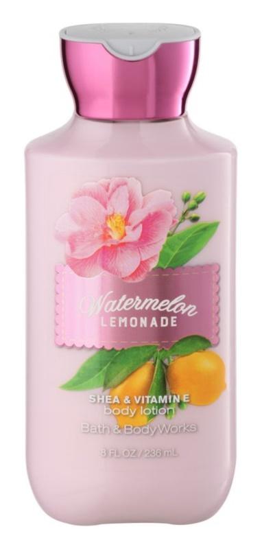 Bath & Body Works Watermelon Lemonade latte corpo per donna 236 ml