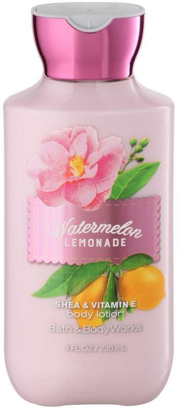 Bath & Body Works Watermelon Lemonade telové mlieko pre ženy 236 ml