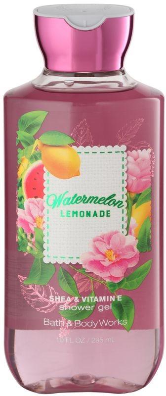 Bath & Body Works Watermelon Lemonade Duschgel für Damen 295 ml